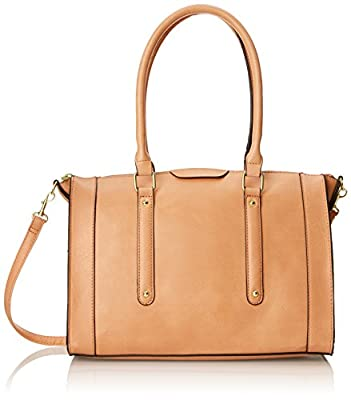 Emilie M. Jolene Satchel Top Handle Bag