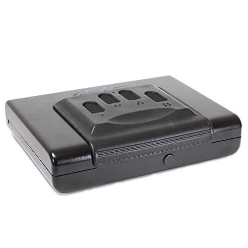 Details for First Alert 5200DF Portable Handgun or Pistol Safe