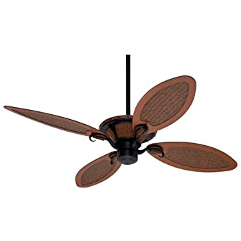 Hunter 23895 Royal Palm 56 Inch Ceiling Fan With 4 Cherry