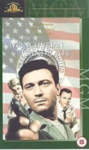 The Manchurian Candidate [VHS]