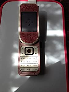 Nokia 7373 Powder Pink Mobile phone on T-Mobile/EE
