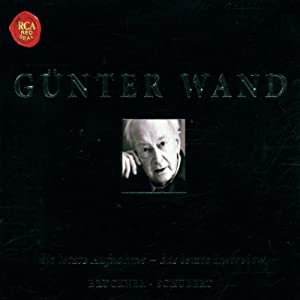 Gunter Wand: The Last Recording- The Last Interview