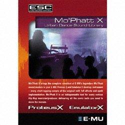 E-MU EM8682 Mo'Phatt X Emulator X2/Proteus X2 Soundset