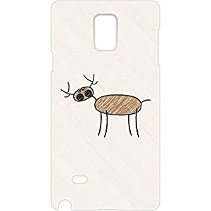 a AND b Designer Printed Mobile Back Cover / Back Case For Samsung Galaxy Note 3 (SG_N3_3D_2562)