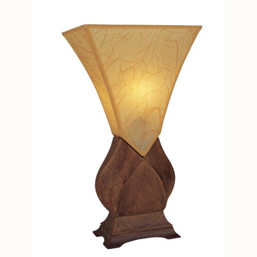 Ore International 8320 Tortoise Shell Accent Lamp front-186920