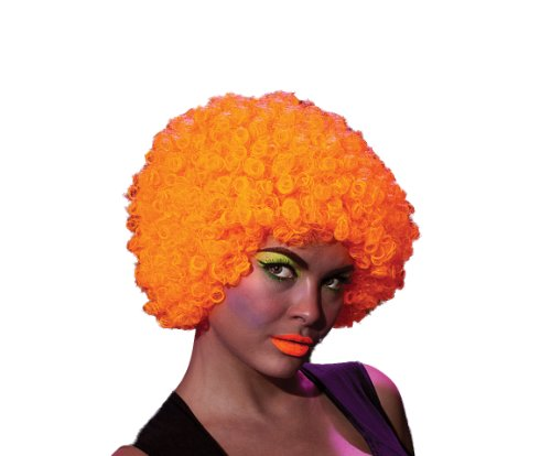 Rubie's Costume Afro Rave Humor Neon Wig