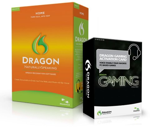Dragon 11 Gaming SpeechPack