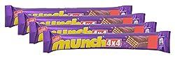 Big Bazaar Combo - Nestle Munch Coated Wayfarers Chocolate, 32g (Buy 3 Get 1, 4 Pieces) Promo Pack