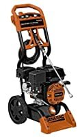 Generac 6596 2,800 PSI 2.5 GPM 196cc OHV Gas Powered Pressure Washer