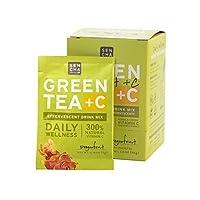 Sencha Naturals Green Tea +C, Dragonfruit, 10 Count