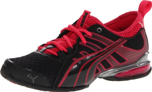 PUMA Women's Voltaic 4 Mesh CrossTraining Shoe,Black/Virtual Pink,9 B US Picture