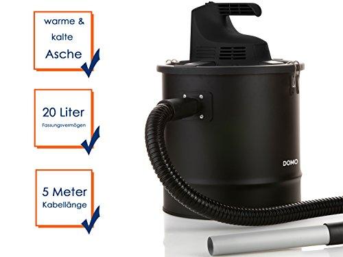 domo-do232az-limpiador-de-ceniza-limpiadores-de-ceniza-ash-vacuum-cleaner-secar-negro
