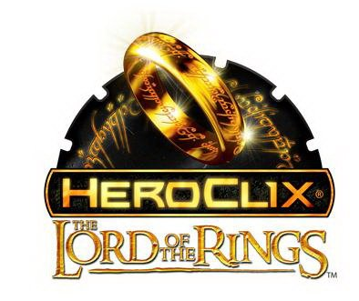 Lord of the Rings Fellowship of the Ring HeroClix Gravity Feed Box [24 Packs] (Heroclix Lord Of The Rings compare prices)