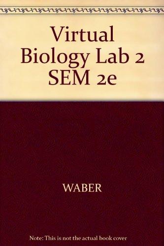 Virtual Biology Lab 2 SEM 2e