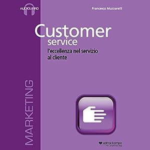 Customer service Hörbuch