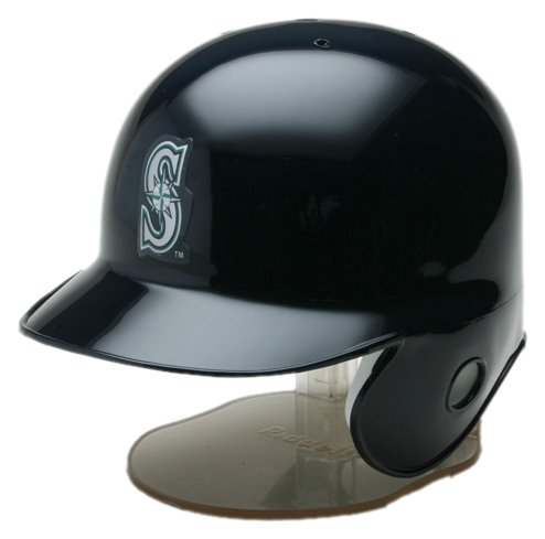MLB Seattle Mariners Replica Mini Baseball Batting Helmet at Amazon.com