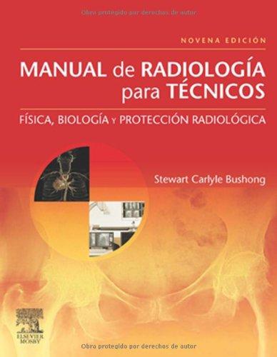 Manual de radiología para técnicos..