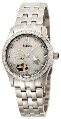 Bulova Mechanical Ladies Watch