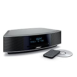 Bose Wave IV Music System (Silver)