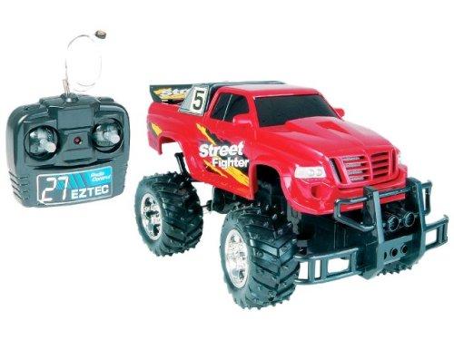 Ez Tec Street Fighter 1:12 Scale R/c Truck