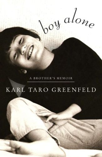 Cover of &quot;Boy Alone: A Brother's Memoir&quot;