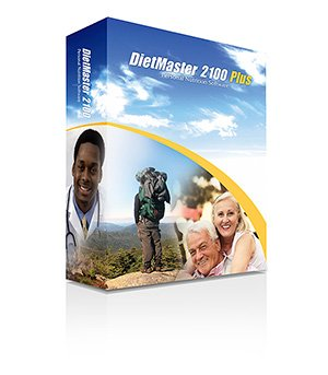 DietMaster 2100 Plus Nutrition Software - Stable Blood Sugar Edition Diet Software, Awarded 2011 Best Diet Software - Top Ten Reviews