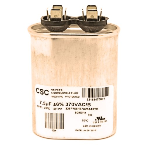 York Luxaire Coleman 7.5 uf  370 v 6213-1701 6213A1701