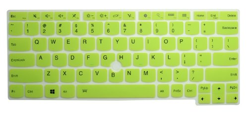 Click to buy Semi-Green High Quality Ultra Thin Silicone Keyboard Protector Skin Cover for IBM Lenovo ThinkPad X230S, X240, X240S,X250, S1 Yoga US Layout (if your - From only $80