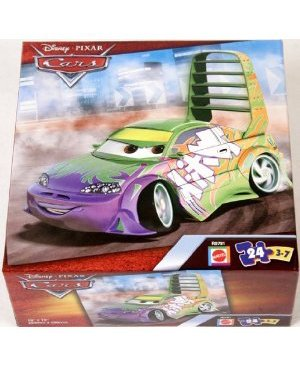 Disney Pixar Cars 24 Piece Puzzle - Wingo - 1
