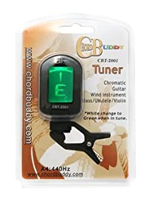 Chord Buddy Clip on Tuner Cbt-2001