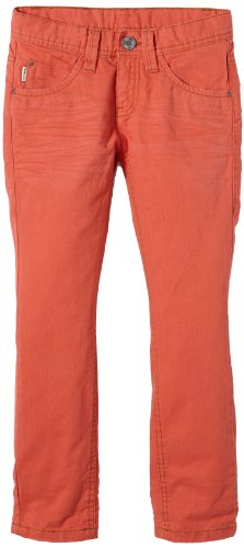 TOM TAILOR Kids Jungen Jeans Normaler Bund 62017520030/twill mountain denim john/310, Gr. 176, Rot (4253 dusty sienna red)