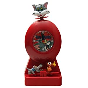 Despertador Infantil Tom & Jerry Mod. 99038 marca Tom & Jerry