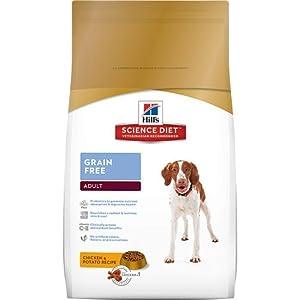 Hills Science Diet Adult Grain Free Dog Food, 21-Pound Bag