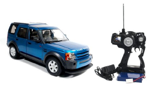 1:10 Licensed Land Rover LR3 Electric RTR RC Remote Control Truck (Color May Vary)