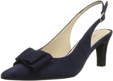 Studio Paloma Women's Sergia Court Shoes Gray Gris (Ante Gris) 3.5 (36 EU)