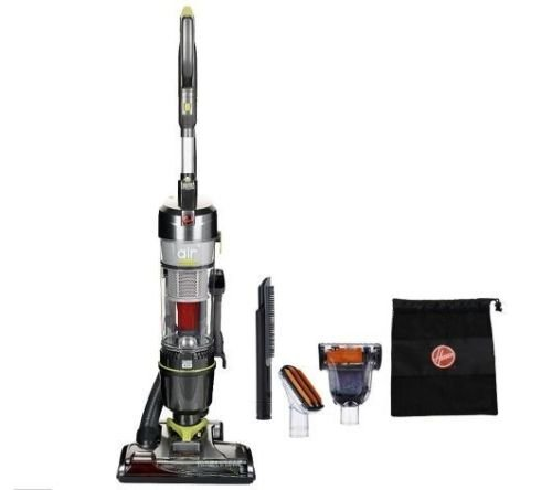 Hoover UH72405PC Wind Tunnel Air Steerable Pet Bagless Corded Upright Vacuum Cleaner (Pet Bagless Upright Vacuum compare prices)