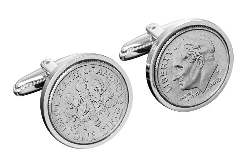 15th-Wedding-Anniversary-Gift-2001-Coin-Cufflinks-Set