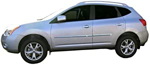 Chrome Body Side Molding for Nissan Rogue (2008-2013)