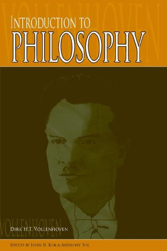 Introduction to Philosophy, DIRK H. VOLLENHOVEN