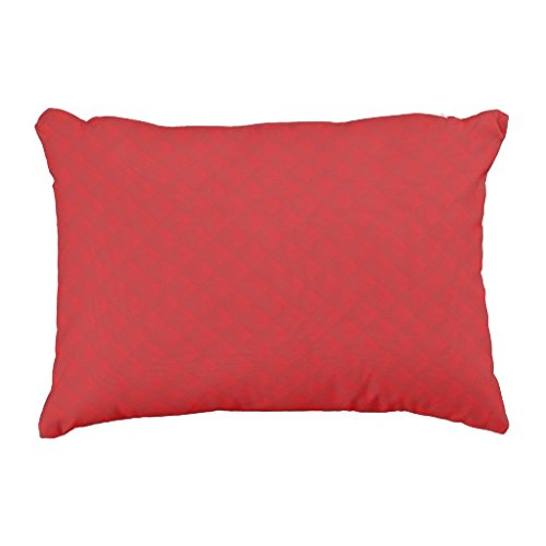 Standard Pillowcase Decorative Cranberry Christmas Red Quilted Pattern King Size Pillow Sham 16X24 Inches (Pillow Case Quilted compare prices)