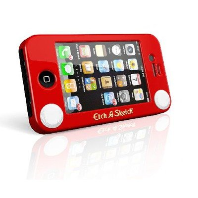 Headcase Etch A Sketch Hard Case for iPhone 4