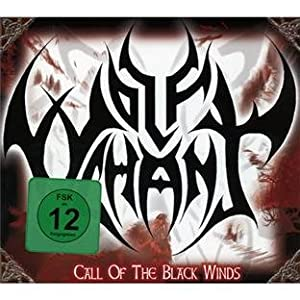 Call of the Black Winds (Ltd CD+Dvd Slipcase ed)