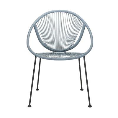Apulia Sessel grau von ikarus auf Gartenmöbel von Du und Dein Garten