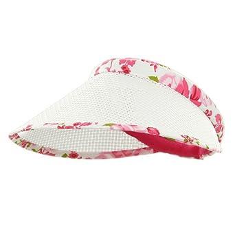 Women's visors clip on
