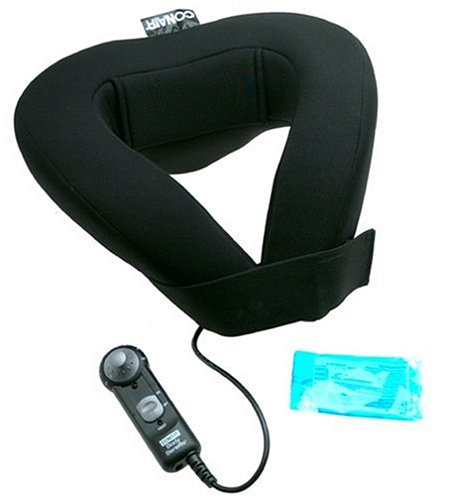 Conair NM6VGR Heated Massaging Neck Massager (Conair Back And Neck Massager compare prices)
