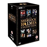 Sherlock Holmes: The Complete BBC Collection (6 Disc Box Set) [DVD]