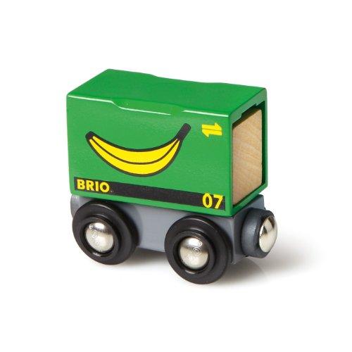 33258 Freight Banana Wagon 33258 33258 7312350332582 By Brio