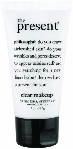 Philosophie Effacer Maquillage Présent, 2 once
