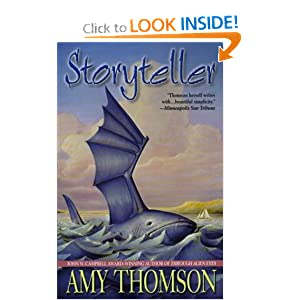 Storyteller by Amy Thomson