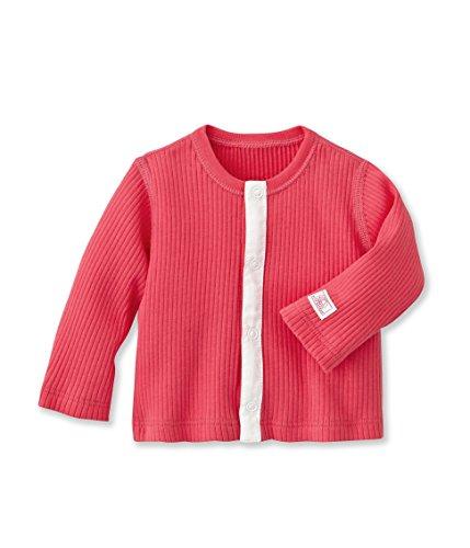Petit Bateau cardigan rosa bambina 1 mese